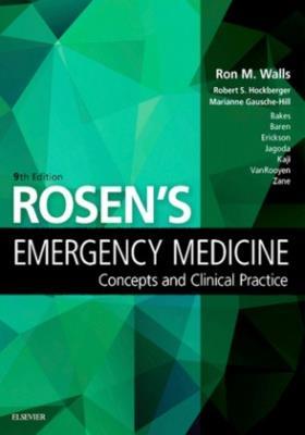 Rosen's Emergency Medicine 2018