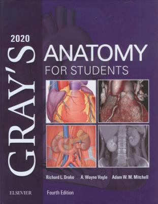 Gray's Anatomy for Students 2020