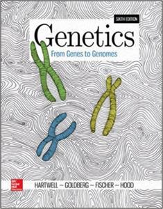 ۲۰۱۸- Genetics From Genes to Genomes