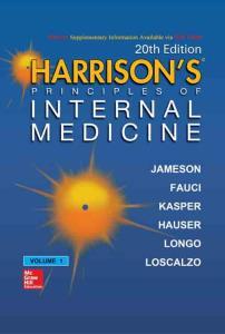 Harrison's Principles of Internal Medicine 20TH – 2019
