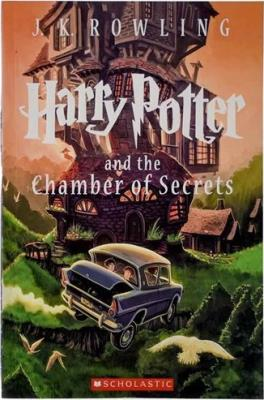 Harry Potter and the Chamber of Secrets - Harry Potter 2